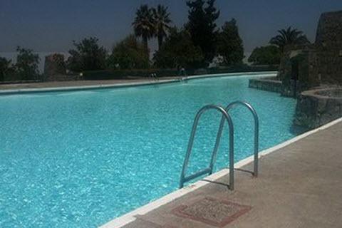 Este viernes se abre la temporada de piscina en la zona for Piscinas ecologicas chile
