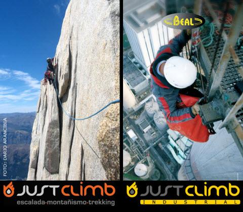 Just Climb Hostales de Chile