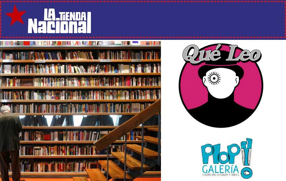 Librerias abren sus puertas con eventos nocturnos Hostales de Chile
