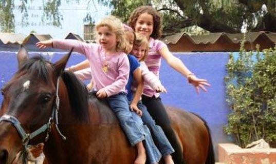 Recreación Niños Hostales de Chile