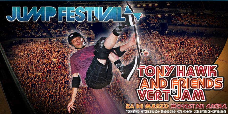 Jump Festival 2013  Marzo Hostales de Chile