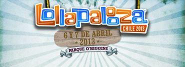 Lollapalooza 2013 Hostales de Chile