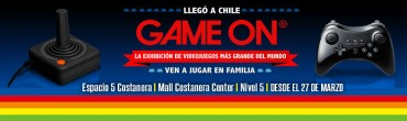 Game On Chile 2013 Hostales de Chile