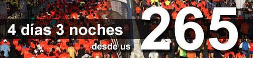 VIajes y trayectos Maratón 2013 B